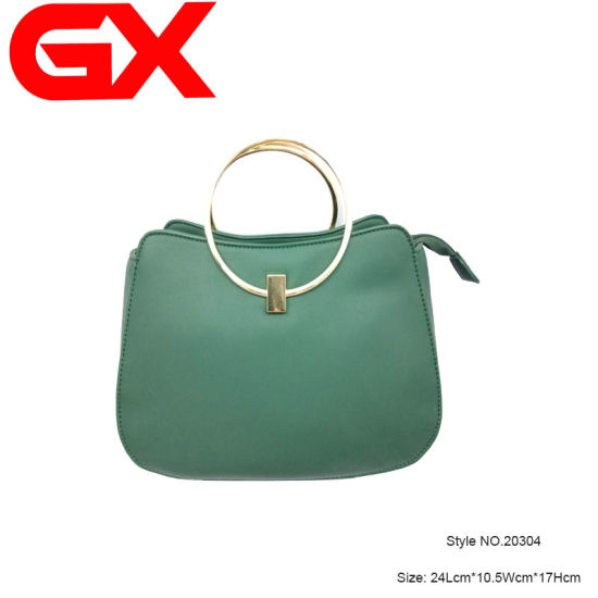 Guangzhou Distributor Women Ladies Fashion Handbags Brand Name Shoulder Tote Bags 20304 pictures & photos