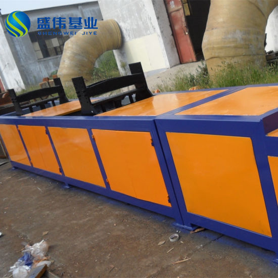 Hydraulic Type FRP Profile FRP Rebar Pultrusion Machine pictures & photos