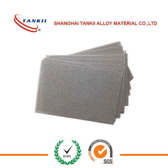 lithium battery nickel foam for NiMH battery negative electrode application pictures & photos