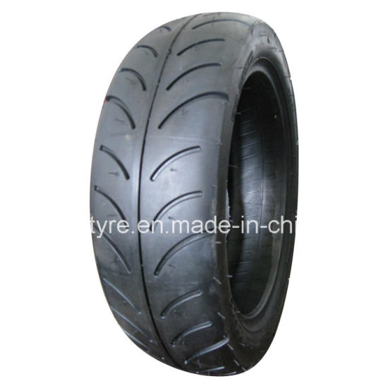 New Pattern Motorcycle Tyre, Tubeless Tyre, Scooter Tyre 120/80-16 pictures & photos