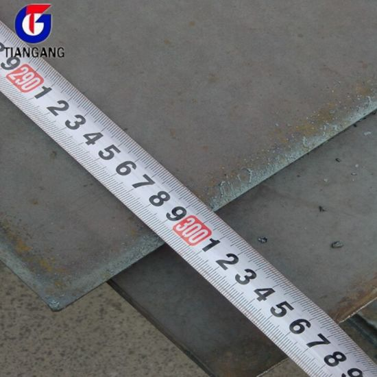 Anti-Slip Steel Sheet/Embossed Steel Sheet pictures & photos