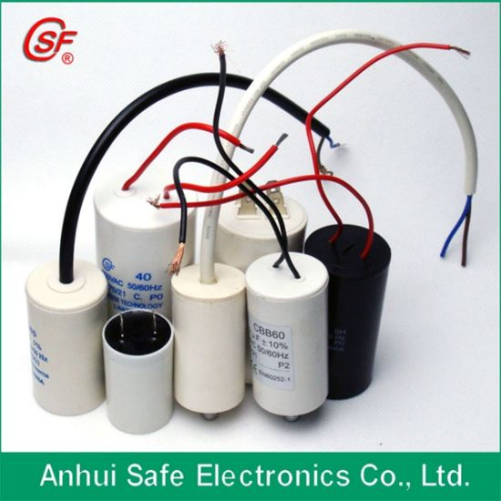 High Quality Cheap Motor Capacitor Cbb60 35UF 450V