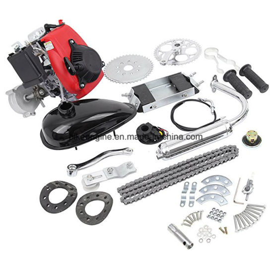 Bicycle Motor Kit 4 Stroke 49cc/52cc with Chain Transition