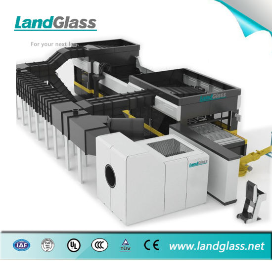 Landglass Flat Glass Tempering Furnace Machinery pictures & photos
