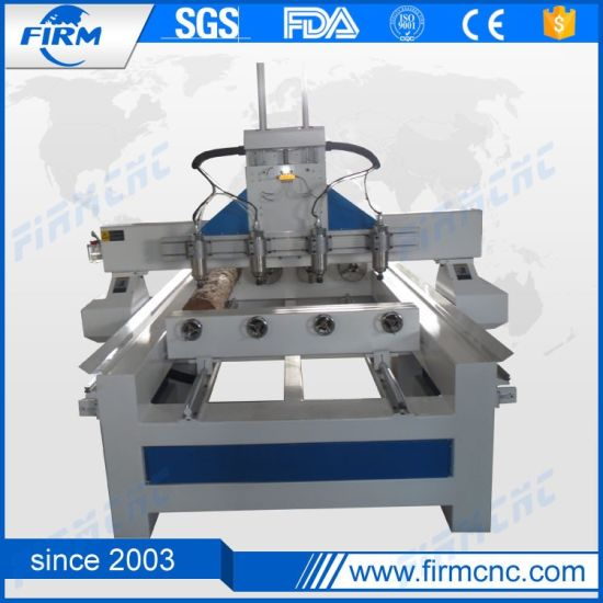 2021 New 3D Woodworking CNC Router Engraving and Carving Machine