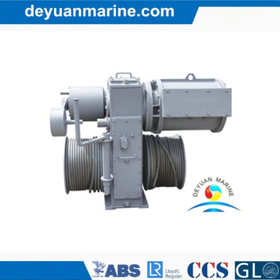Electric Rescue Boat Winch with High Quality From China