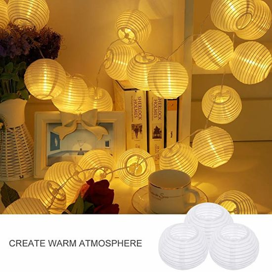 Patio Lights Globe Decorative