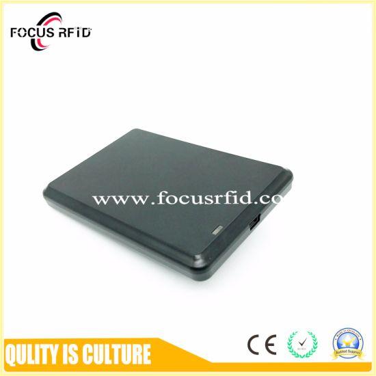Hf Reader&Write Black RFID Reader for Smart Card