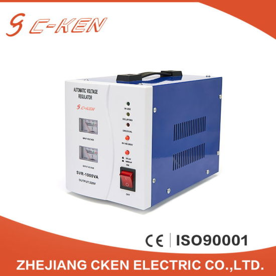 China Supplier Single Phase Voltage Stabilizer 220V 3kw Common Type ...