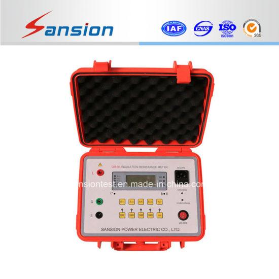 10kv Digital Display Insulation Resistance Meter