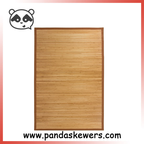 Bamboo Area Rugs Carpet With Gauze, Can Bamboo Rugs Be Used Outdoors