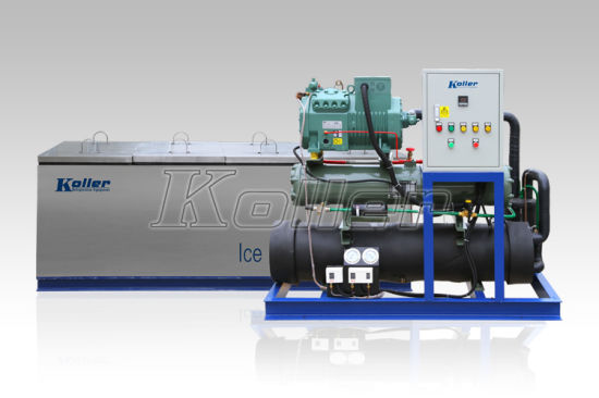 2 Tons/Day Ice Block Machine for Fishery pictures & photos