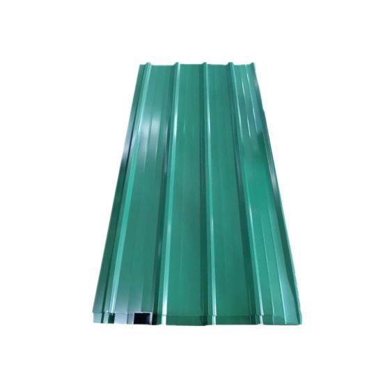 Roof Tiles 28gauge Color Coating Galvanized Corrugated Roofing Sheet