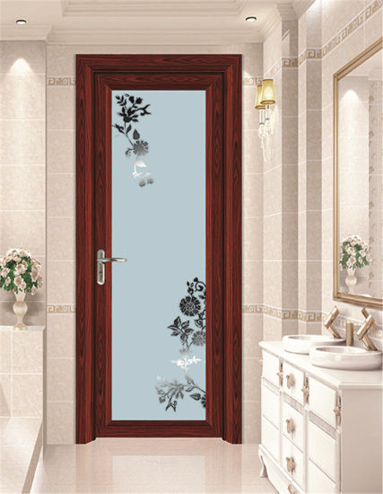 Aluminum Casement Door White Interior Door pictures & photos