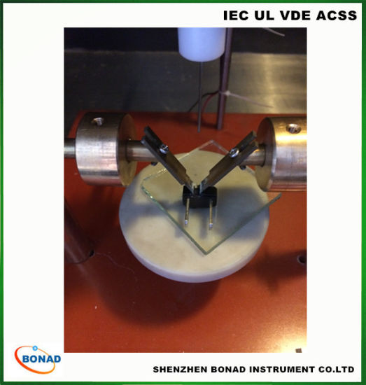 (IEC60695-11-5) Needle Flame Test Machine for Plastic Materials Testing