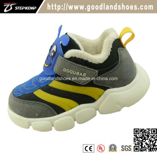 Kids Custom Footwear Wholesale Price Popular Sport Running Shoes Ex-9108