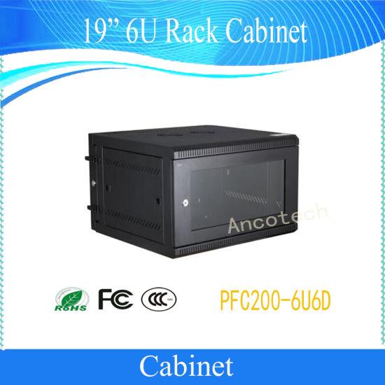 Dahua Four Side Openable 19 Inch 6u Rack Cabinet (PFC200-6U6D)