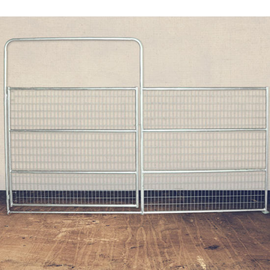 China Cheap Galvanized Welded Wire Livestock Horse Corral Fence ...