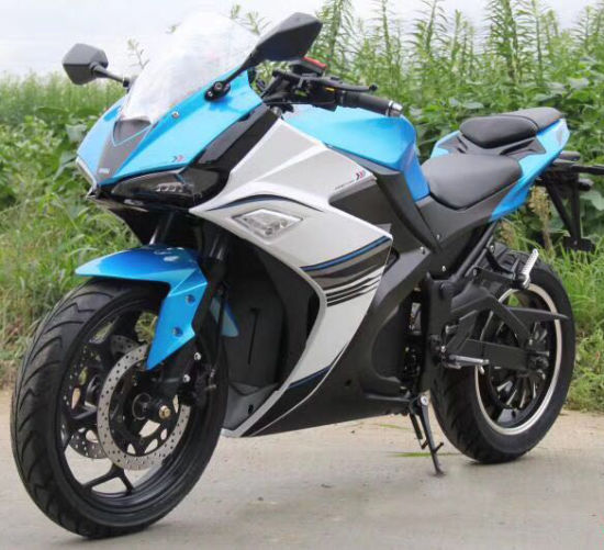 Electric Motorcycle Shadow R3 Strong Fast Sd