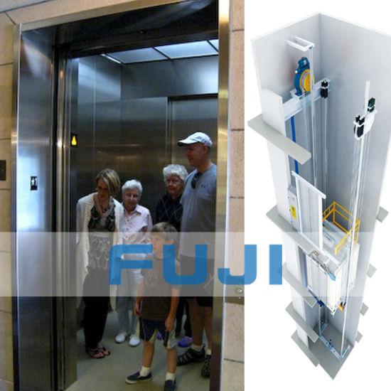FUJI Machine Room Less Passenger Elevator Lift Supplier