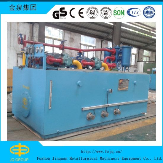 250 Lubrication System for Rolling Mill Gear Reducer