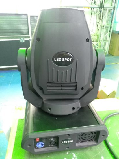 60W LED Moving Head Beam Stage Movable LED Lights