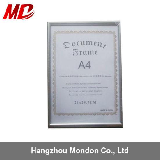 China Wholesale Glass Graduation Certificate Frame - China ...