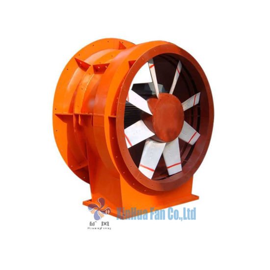 Coal Mine Ventilation Fan Axial Type pictures & photos