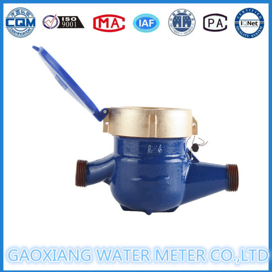 Dn15mm Horizontal Rotor Rotary Water Meter
