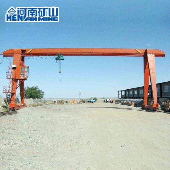 1ton 5ton 15ton 20ton Electric Hoist Single Girder Gantry Crane