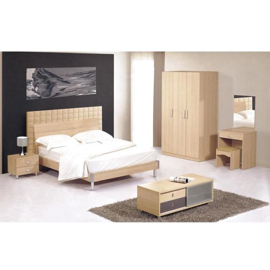 China 2018 Fashion Type Luxury Hotel Bedroom Furniture Queen Size ...