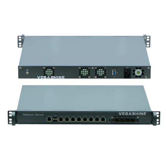 China 1u Rackmount LGA1150 H87 Bypass Firewall Appliance