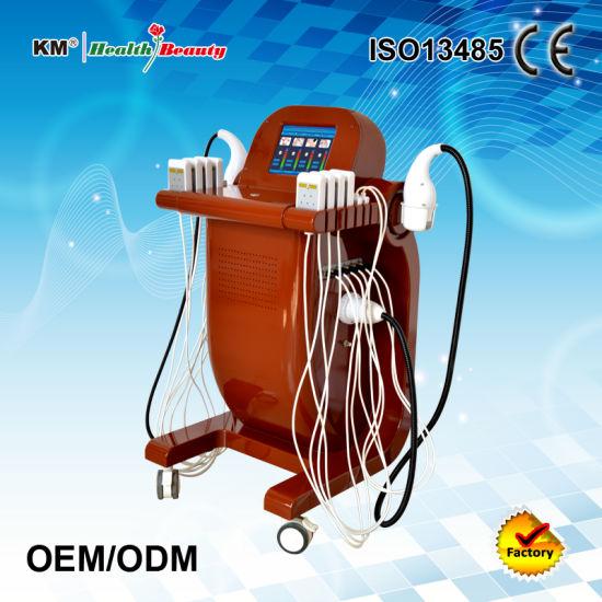 China Ultrasonic Liposuction Equipment with Dual Laser Wavelength
