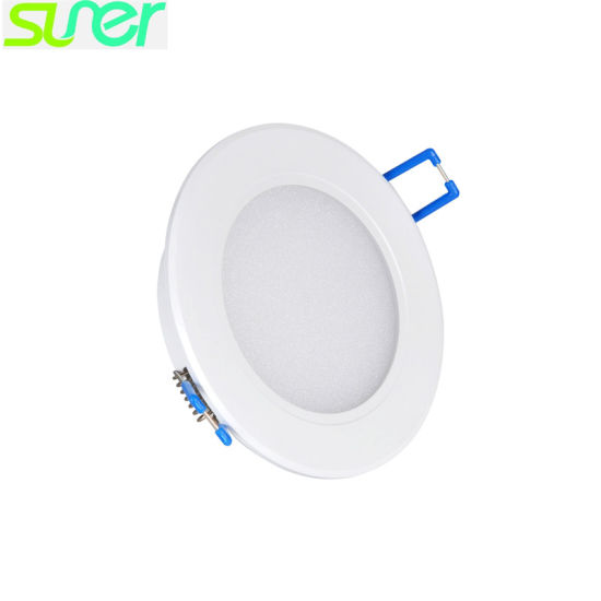 "Slim Ceiling Lighting Recessed LED Downlight 2.5"" 3W 4000K Nature White pictures & photos"