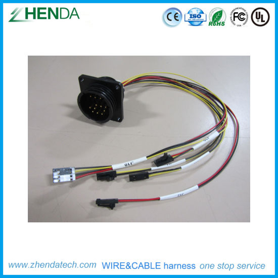 [ANLQ_8698]  China Control Cable Assembly Aluminum Wiring Harness - China Cable Harness, Wire  Harness | Aluminum Wiring Harness |  | Shenzhen Zhendatech Co., Ltd.