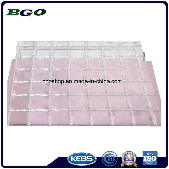 PVC Transparent Mesh Tarpaulin (1000dx1000d 3X3 500g) , File Folder Material, Clear Tent Fabric. pictures & photos