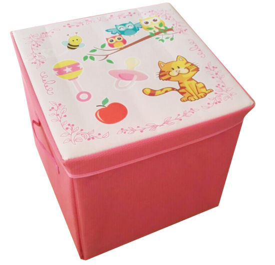 [Hot Item] Funny Foldable Multi-Function Baby Care Play Mat Storage Sit Box  Toys