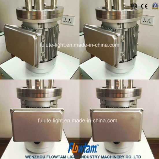Sanitary Stainless Steel High Speed Batch Dispersing Mixer pictures & photos