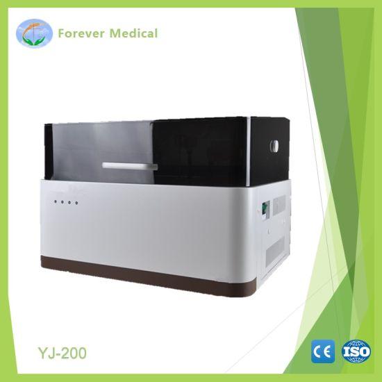 Dental Full Automatic Clinical Biochemistry Chemistry Analyzer