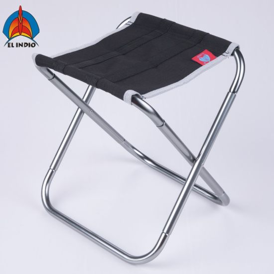Admirable China El Indio Portable Backpack Aluminum Folding Chair For Cjindustries Chair Design For Home Cjindustriesco