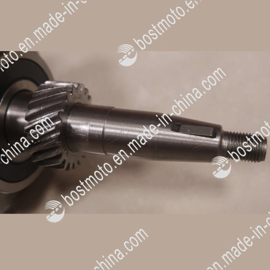Motorcycle Parts Engine Part Motorbike Crankshaft for Cg-125 pictures & photos