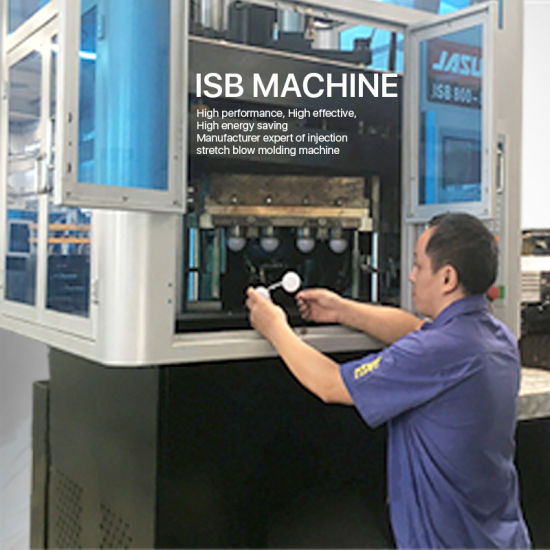 Ce Approval Vertical Automatic Pet Plastic Injection Blowing Molding Machine pictures & photos