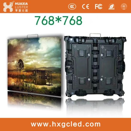 P8 Outdoor Die-Casting Full Color LED Display for Rental pictures & photos