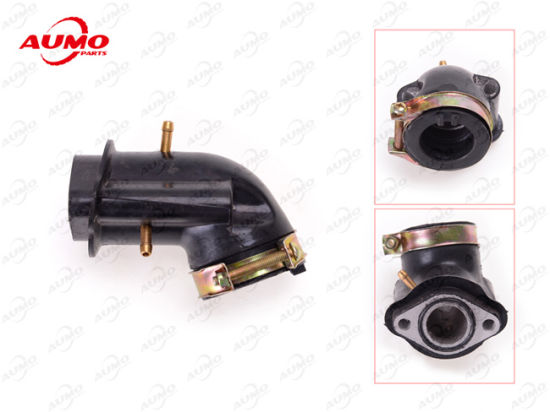 Carburetor Manifold Intake Pipe for Gy6 125cc 150cc Engine Parts pictures & photos
