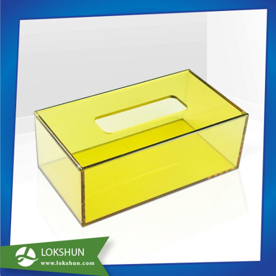 Wholesale Trasparent Clear Acrylic Shoe Box with Lid pictures & photos