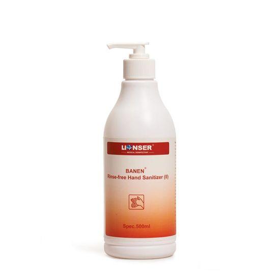 Rinse-Free Hand Sanitizer