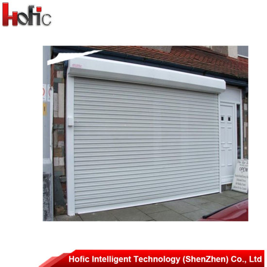 China Automatic High Speed Door Roller Shutter Doorinterior Roll Up