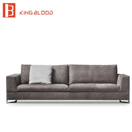 Modern Small L Shape White Fabric Sofa Set Designs For Wedding