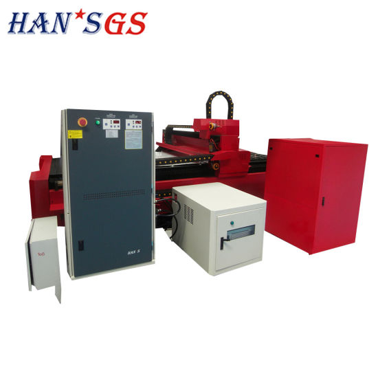 High Power Water Cooling 3015 Fiber Laser Cutting Machine pictures & photos
