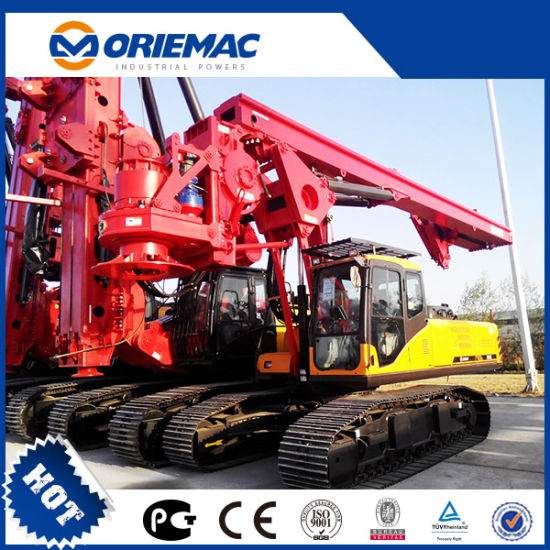 High Quality and Service Sany Brand Rotary Drilling Rig Machine Sr150c with CE pictures & photos